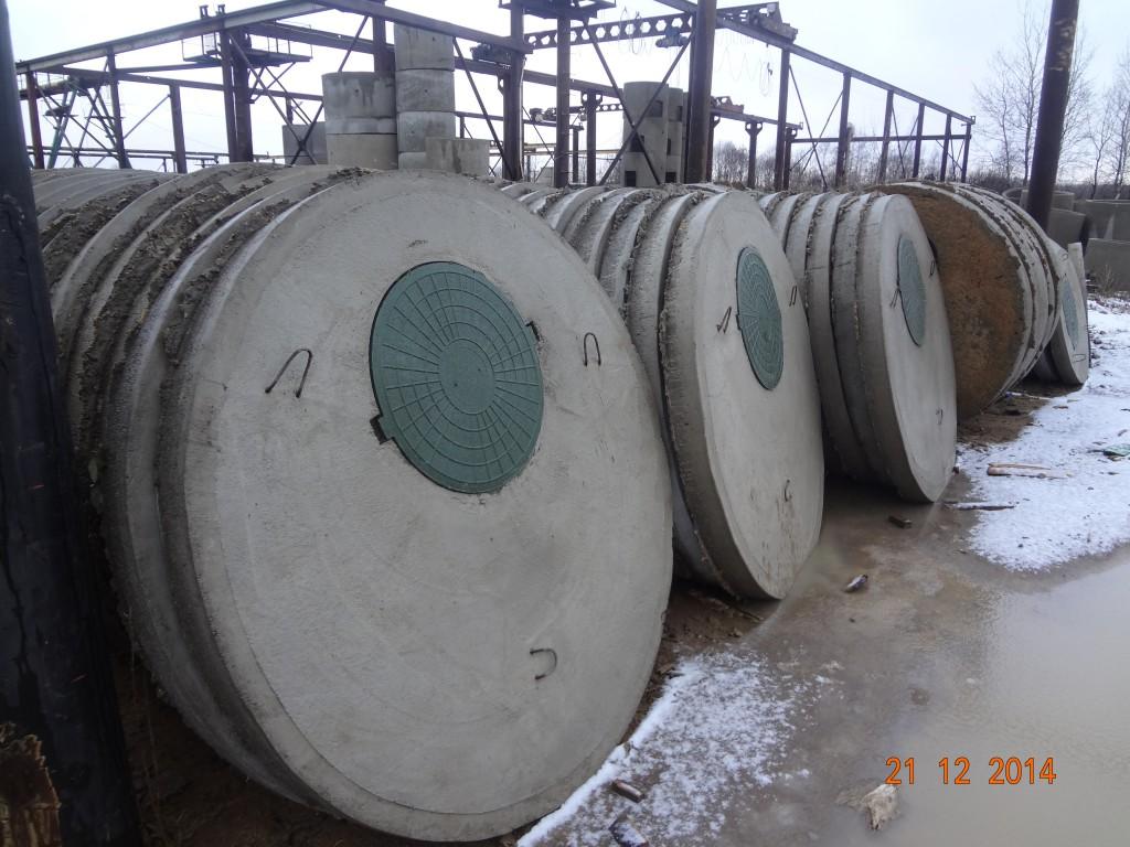 бетон в олонце