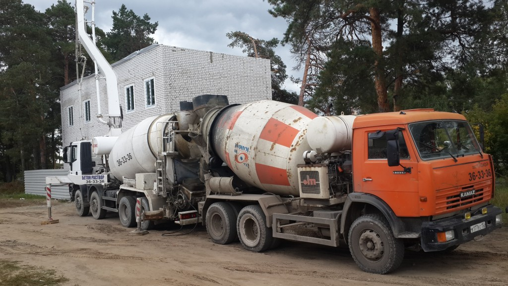 Бетон в гулькевичи купить формы вазон из бетона