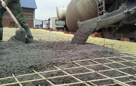 Янтарный бетон цементный раствор в сургуте