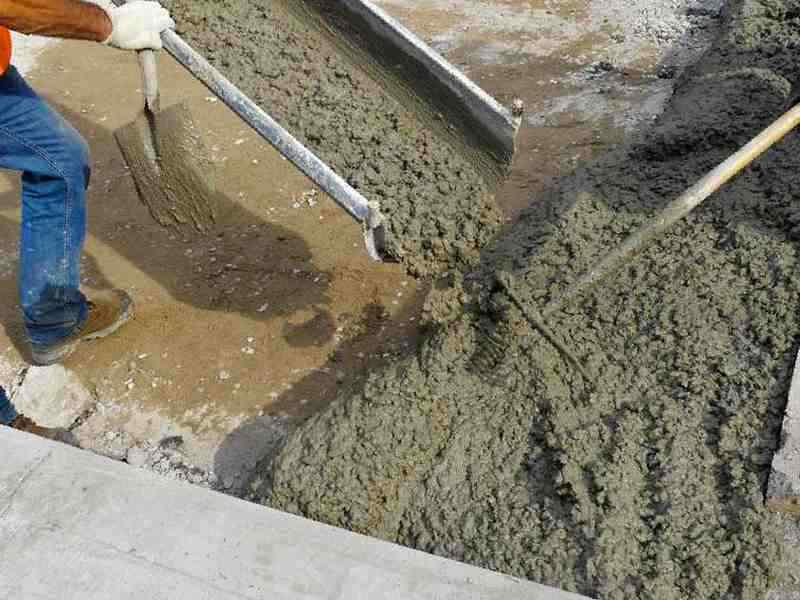 Бетон языково цементный раствор в тюбиках