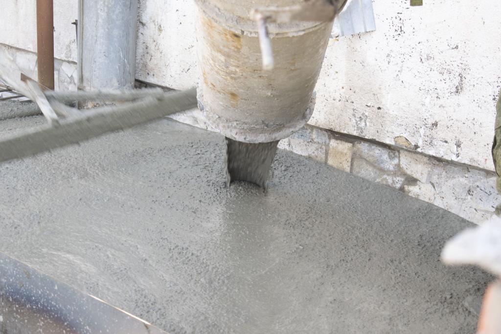 Заказ бетона оренбург вид щебня для бетона в25
