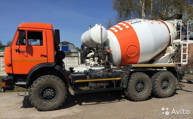 Купить автомиксер для бетона б у на авито зао бетон мытищи
