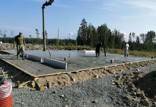 бетон петрозаводск заказать