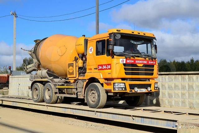 купить бетон саранск с доставкой