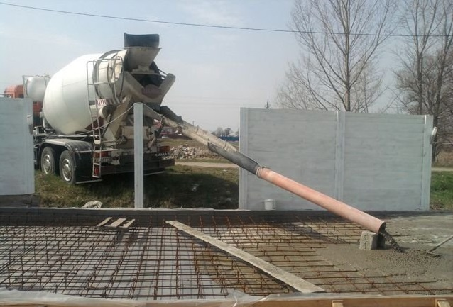 Бетон шемурша фабрика бетонов