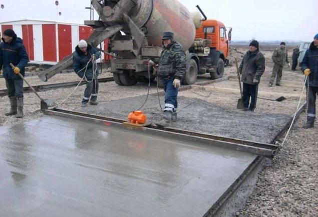Куплю бетон в сочи матрица бетона это