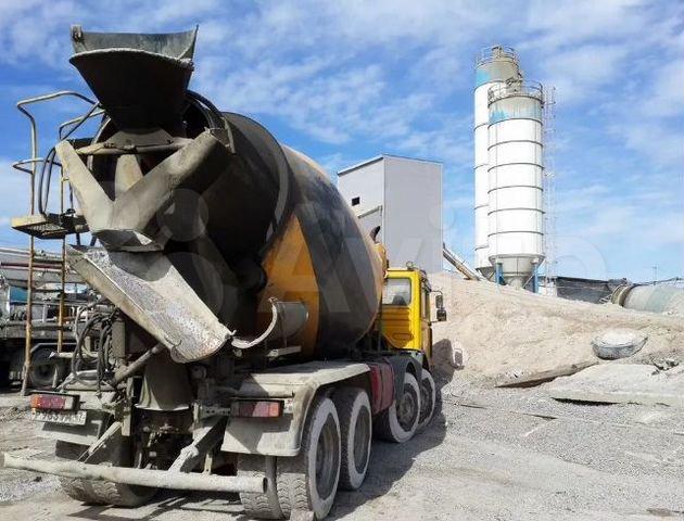 купить бетон хакасия