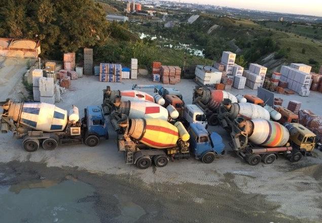 Заказ бетона в белгороде заполнение швов цементным раствором