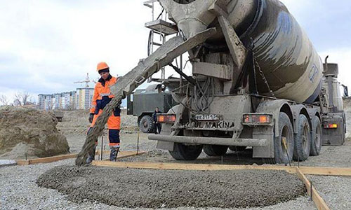 Купить бетон в воронеже на левом берегу транспортирование и укладка бетонной смеси