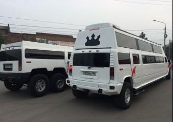 Аренда лимузинов: Hummer H2,Н3 Craisler 300C Hummer H2