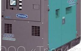 Denyo DCA-45 (30 кВт)