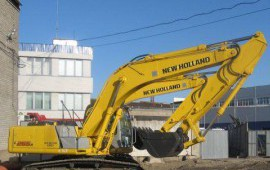 New Holland KOBELCO E265В