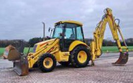 new holland bl110