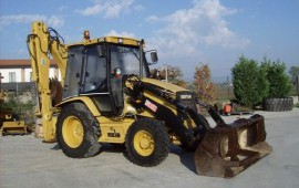 Catarpiler CAT 428 D