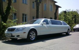 MERCEDES S 600 Limo w220