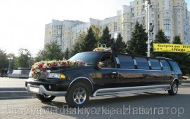Lincoln Town Car в Гордеевке