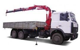 на базе МАЗ-630305