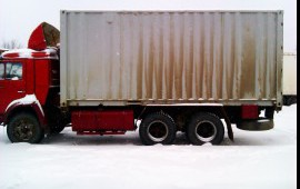 камаз 52212 контейнер