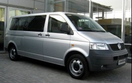 WV Transporter T5