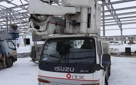 Аренда японской автовышки 15м