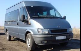 Заказ аренда микроавтобуса Форд Транзит 350 BUS, 13
