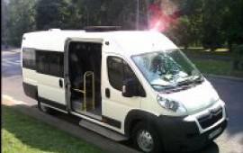 Микроавтобус Ситроен Джампер