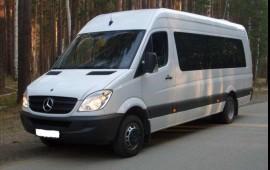 Аренда микроавтобуса во Владимире