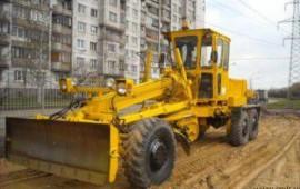 Аренда грейдера ДЗ-122Б