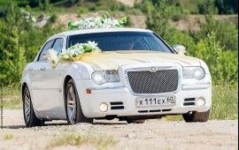 Аренда с водителем Chrysler 300c
