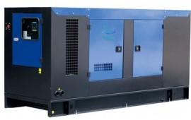 Аренда дизельных генераторов мощностью от 50 до 200 кВт