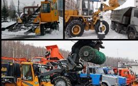 Уборка и вывоз снега услуги*Москва*область