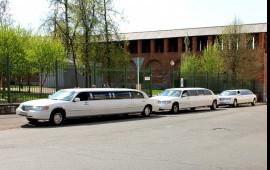 Лимузин на свадьбу