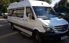 Автобусы Mercedes Sprinter 516 new 19 мест