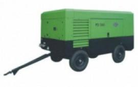 Компрессор ATMOS PD 85 (дизельный на колесном шасси).