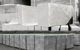 Пеноблоки плотностью D 800, D 1000, производим в Твери.