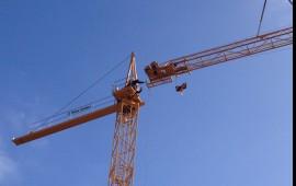 Услуга аренда быстромонтируемый башенный кран LIEBHERR 30 LC