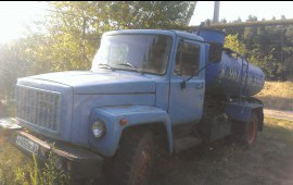 Асенизаторская машина