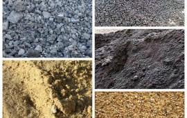 Гравий, (о) пгс, песок, щебень, навоз в Ижевске и Удмуртии