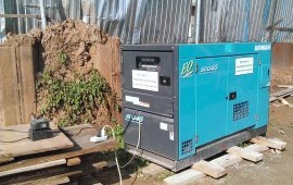Аренда дизельных генераторов