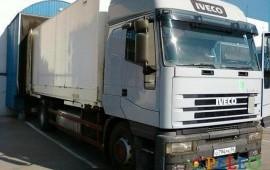 Услуги перевозки грузов по России