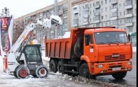 Быстрая уборка и вывоз снега в Энгельсе