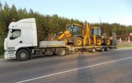 Перевозка тралом в Воронеже