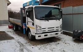 Услуги, заказ самогруза (5-тонник).  Новосибирск.
