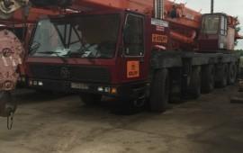 АРЕНДА АВТОКРАНА 100 тонн 250 тонн