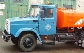 Доставка технической воды