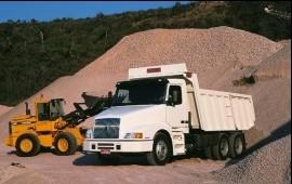 Осуществляем доставку сыпучих грузов