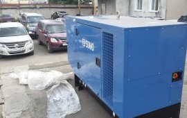 Аренда дизельных генераторов 5-1000 кВт