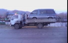 Автоэвакуатор Автовышка Воровайка Самогруз в Кызыл