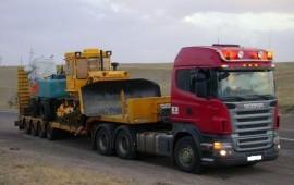 Перевозка тралами по региону и России