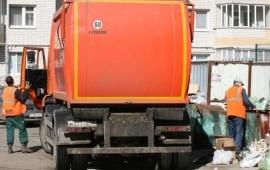 Вывоз мусора в бальшых объемах